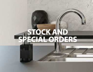 STOCK AND SPECIAL ORDERS