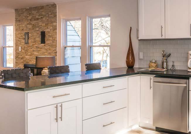 Wolf Kitchen Cabinet Choices