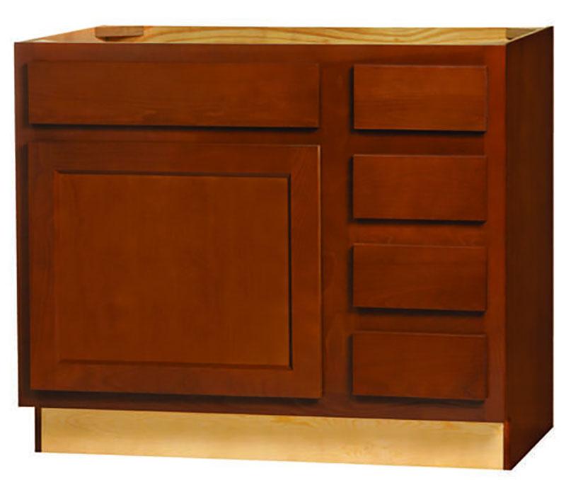 Glenwood Kitchen: Glenwood Vanity Cabinets